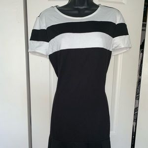 Lovely Black and white dress for any occasion!